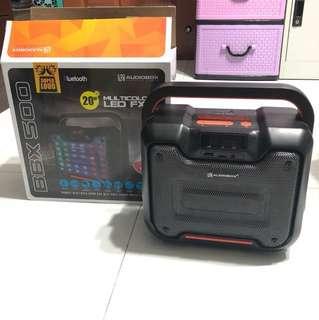 BBX-500 audiobox