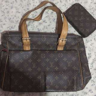 Louis Vuitton Bag & Wallet