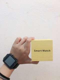 Free Ongkir Wilayah Bandung - Black Grey Smart Watch