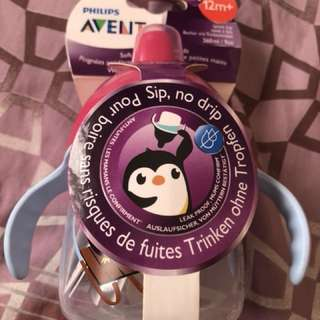 Avent My Penguin Sippy Cup (hard spout)