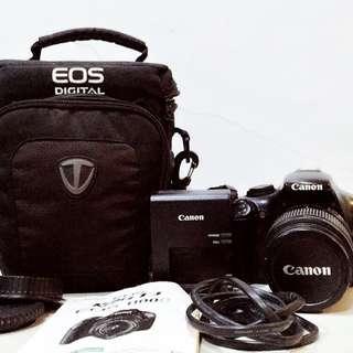 CANON EOS 1100D (FREE FINAL CUT PRO/PHOTOSHOP INSTALLER)