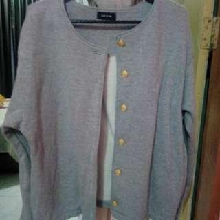 Wool Fabric Jacket
