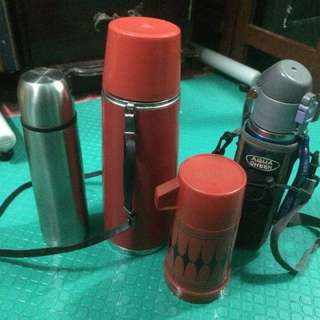 Portable Thermos bundle