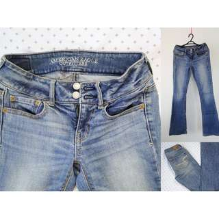 AEO American Eagle Outfitters Bootcut Jeans