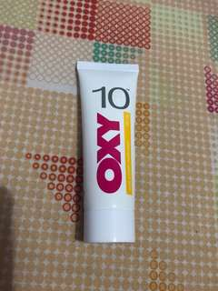 Oxy 10 for acne
