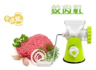 Meat Grinder manual penggilingdaging sayuran buah mincer