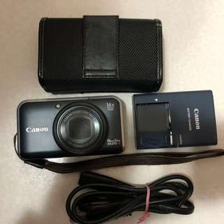 🚚 Canon PowerShot SX210 IS