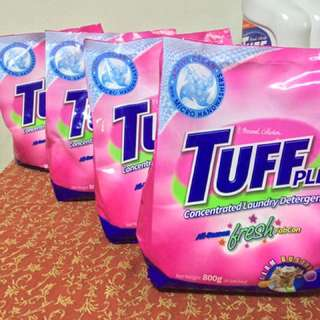 Tuff Laundry Detergent