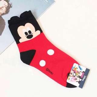 Korean Socks Disney Mickey