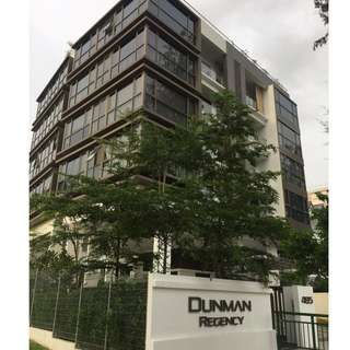 Brand new condo common room for rent. New development fully furnished. Close to Dakota MRT and JCU !