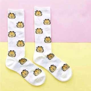 In Stock ‼️Garfield Sock