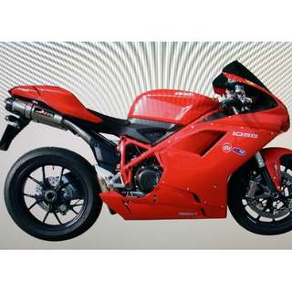 Devil Exhaust Systems Singapore Ducati 1098 2007 2008 Ready Stock ! Promo ! Do Not PM ! Kindly Call Us !