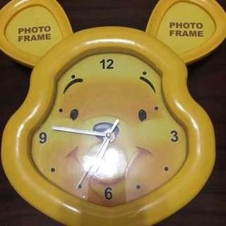 小熊維尼 時鐘