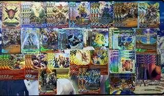 Buddyfight full foil TE deck