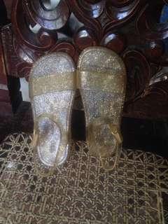 Gap Glitter Jelly Sandal