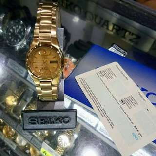 Pre order Seiko watch