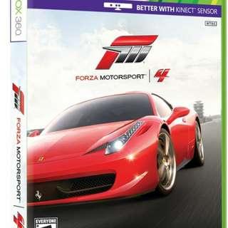 PS3 Forza Motorsport 4