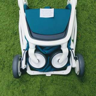 Stroller classic (6 month to 5 years) n carrycot (newborn)