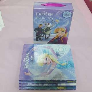 Disney Frozen The Ice Box Set