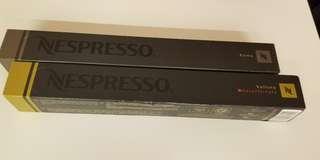 NESPRESSO 咖啡capsulse