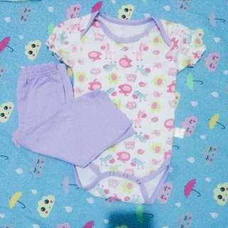 Kazel - Baby Set Jumper