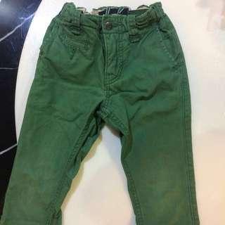 GAP Auth Pants Green
