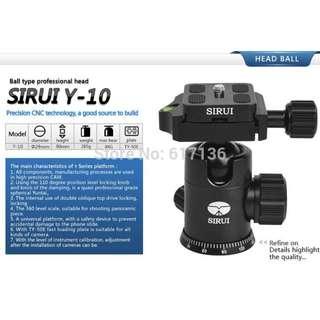 Sirui Ball head Y-10