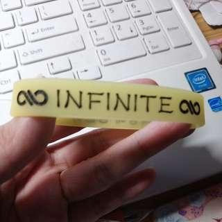 全新Infinite 應援夜光手環