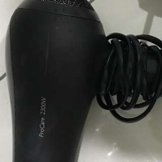 Philips 2300 w hairdryer