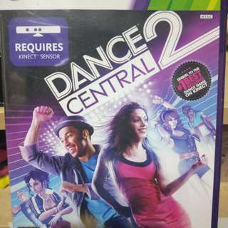 XBOX Dance Central 2