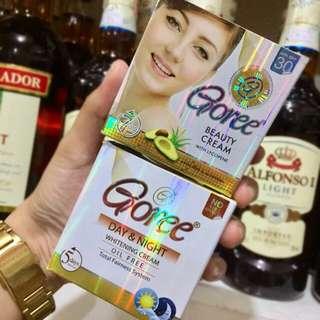 Authentic Goree Cream & Soap Set