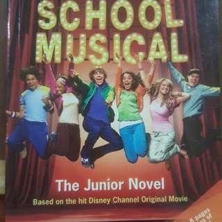 High School Musical movie tie in book