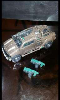 Transformers revenge of the fallen-deluxe class brawn