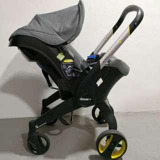 Doona Plus Stroller (complete)