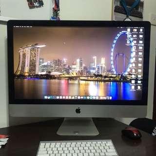 iMac 27'' (Late 2013)