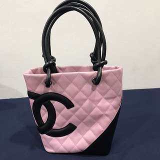 Chanel Cambon Mini Tote