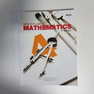 New Syllabus Mathematics Textbook 4: 7th Edition