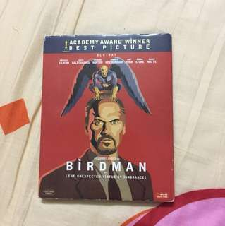 BluRay Birdman