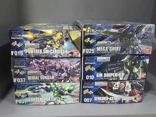 Unbuilt HG Gundam