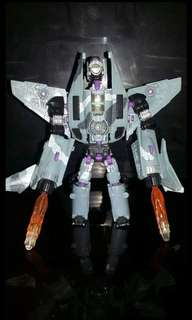 Transformer the movie- deluxe class dreadwing