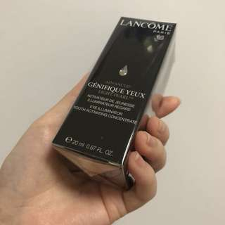 Lancome eye illuminator youth activating concentrate