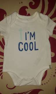 COTTON ON BABY ROMPER