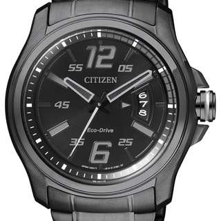Citizen eco drive 光動能。Casio 所有全新