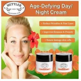 Mettler age-defying Day/night Cream