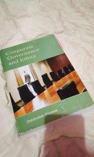 Corporate Governence ( BUKAN BUKU ASLI )