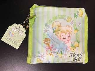 Disney Tinkerbell Tote Bag 迪士尼 環保袋