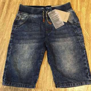 Zara boy shorts