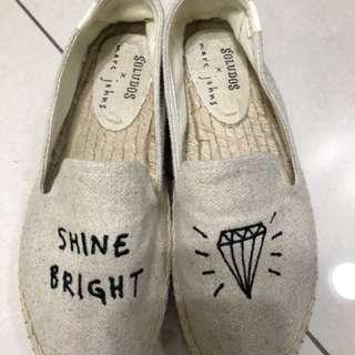 🚚 Soludos 歐美鉛筆鞋
