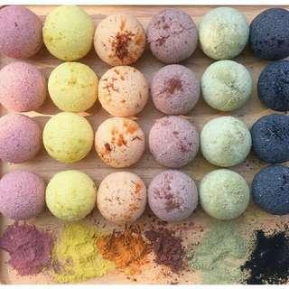LAFS Herbal Bath Bomb