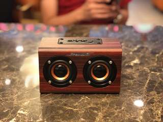 Bose portable speaker